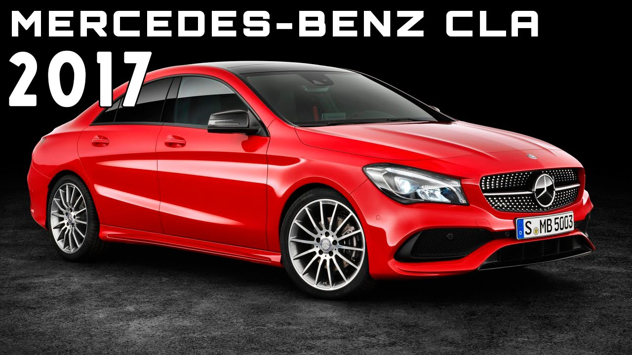 2017 mercedes-benz cla review rendered price specs release date
