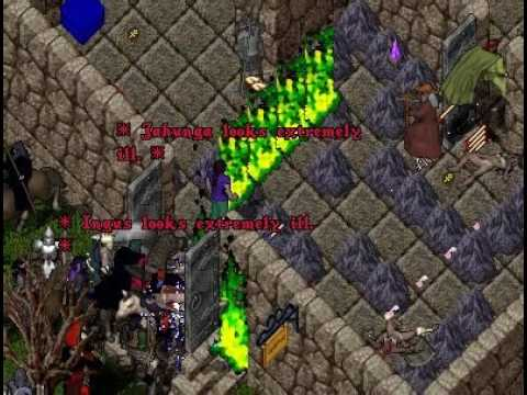 Ultima Online Napa Valley Shard, Adam Ant Quest V