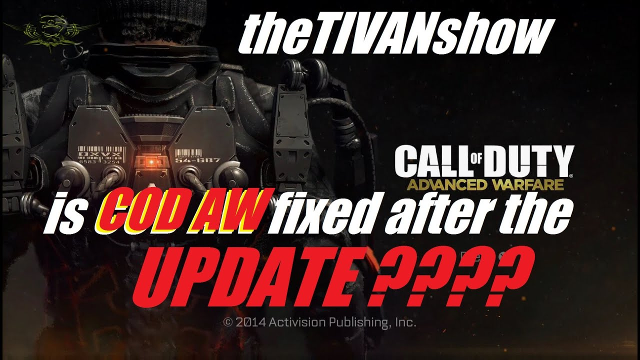 Call of Duty: did the last update make it better? maybe maybe not - lets find out