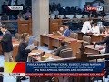 Panukalang 2019 national budget, hindi na raw maipapasa bago matapos ang taon