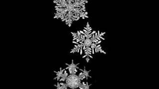 icicles and snowflakes - inchtime