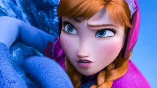 FROZEN - Anna at Elsa's Snow Palace Scene (201...