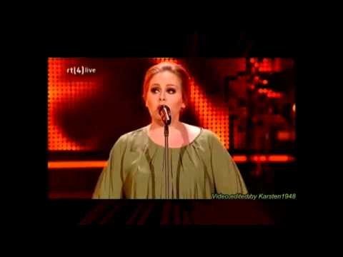 Adele On The Voice Holland: Rolling In The Deep (HQ) January 22nd 2011.