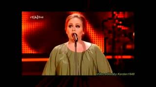 adele on the voice holland rolling in the deep hq january 22nd 2011
