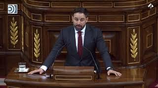 Abascal responde a Bildu leyendo los nombres de todos los asesinados por ETA