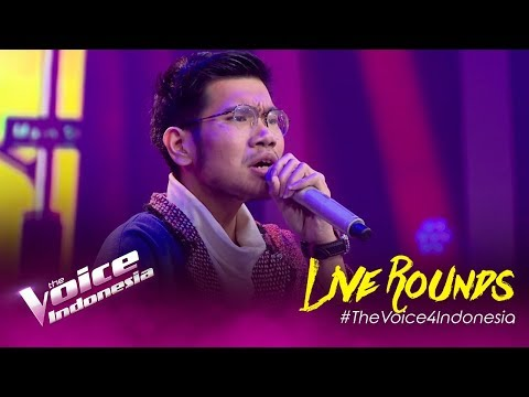 I Still Love You (The Overtunes) - Kaleb   LIVE Rounds   The Voice Indonesia GTV 2019