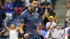 US Open: Djokovic im Halbfinale