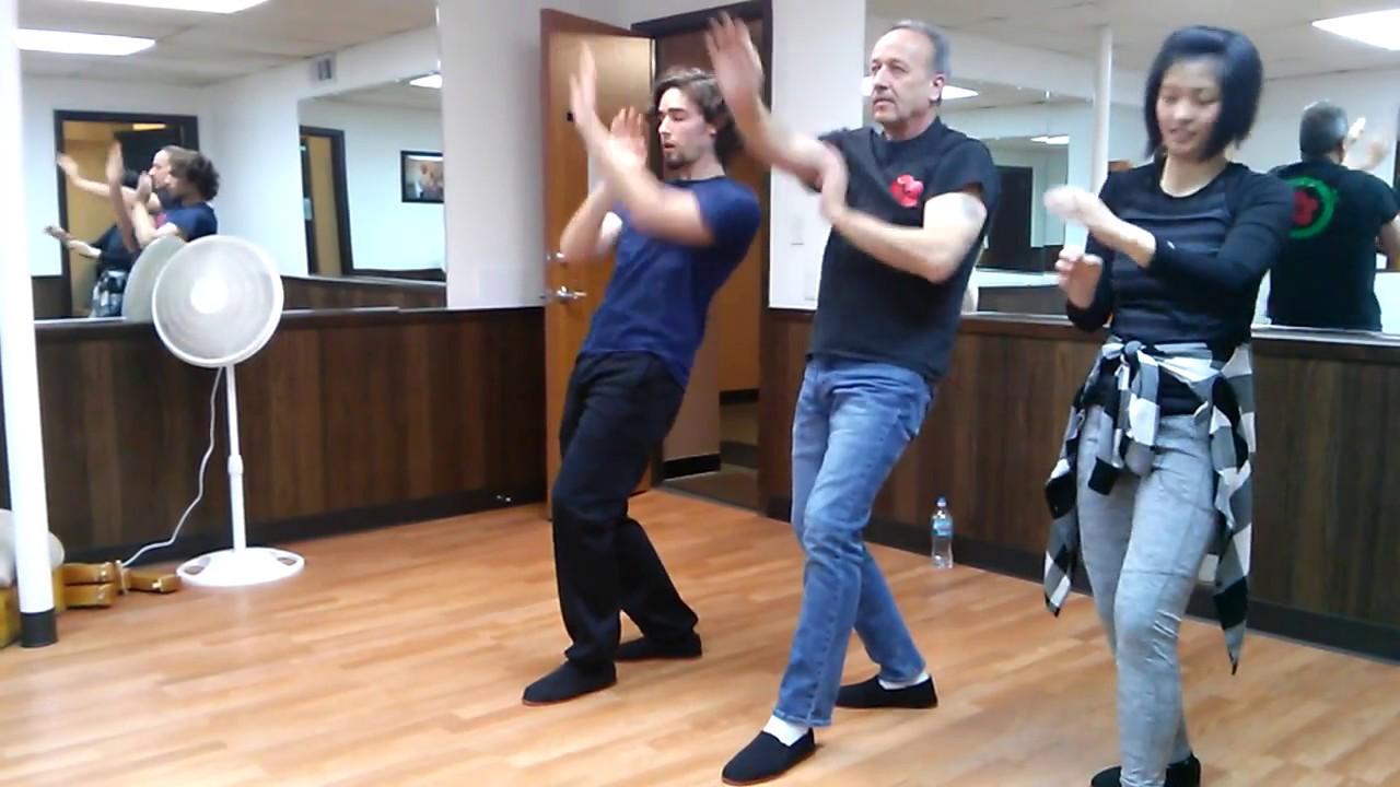 Moy Yat Ving Tsun Wing Chun Biu Jee Eng Youtube Self Mpek By Sf Kung Fu Waukesha Students Conditioning Training