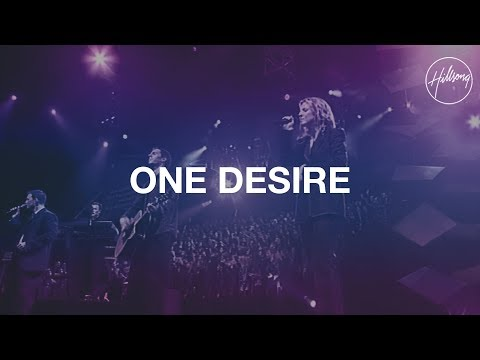 One Desire - Hillsong Worship
