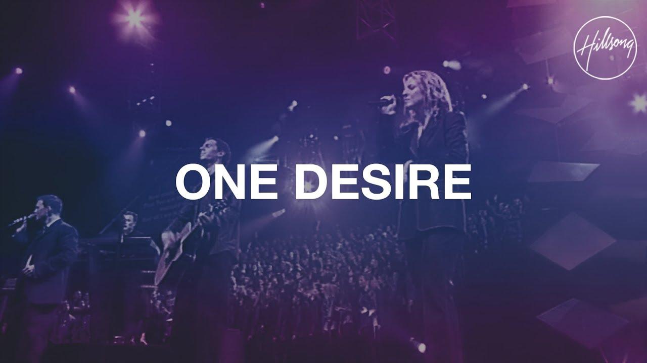 One Desire - Hillsong Worship
