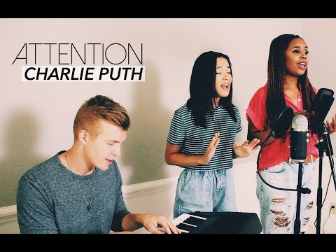 Attention - Charlie Puth | Cover