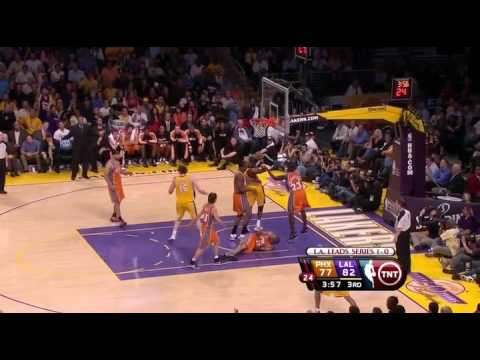 2010 NBA Playoffs: Los Angeles Lakers vs. Phoenix Suns ...