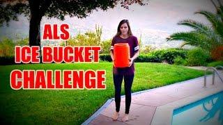 ALS ICE BUCKET CHALLENGE | Tiffany Alvord | Vlog