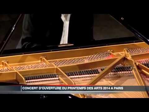 Concert du Printemps des Arts de Monte Carlo à Paris