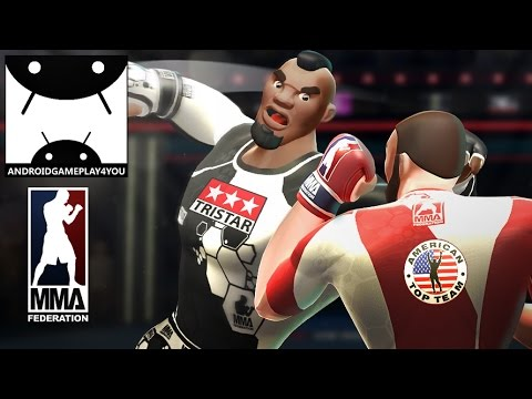 MMA Federation Android GamePlay Trailer (1080p) (By 360 Studios Limited)