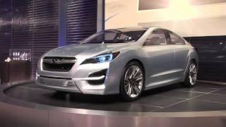Subaru Impreza Concept 2010 Videos