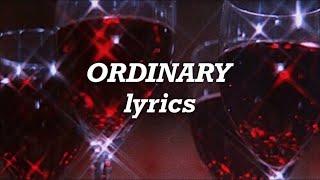 Скачать XYLO Ordinary Lyrics