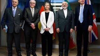 المجتمع الدولي يرفع العقوبات عن إيران