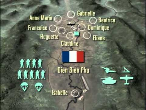 Dien Bien Phu French Defeat in Vietnam.