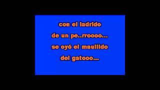 Los Tigres Del Norte - Tiempos De Mayo - Karaoke Full