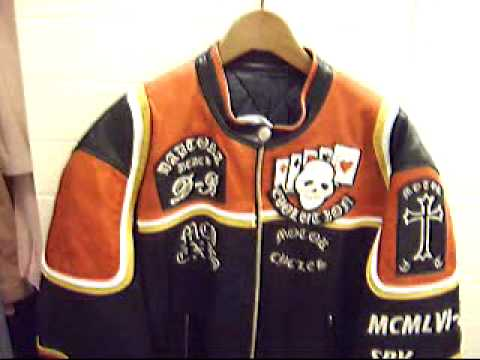 Replica Bikerjacket