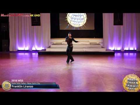 WSS16 Professional Male Solo Salsa Franklin Liranzo
