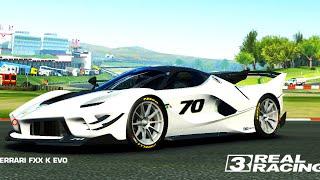 FERRARI FXX K EVO - REAL RACING 3 GAME MOBILE ANDROID OFFLINE screenshot 5