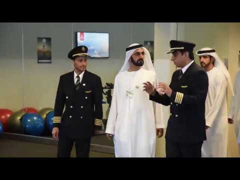 Official Inauguration | Emirates Flight Training Academy