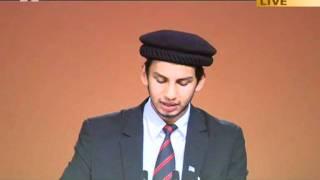 Urdu Na'at: Wo Peshwa Hamara Jis Say Hay Noor Sara, Jalsa Salana UK 2011