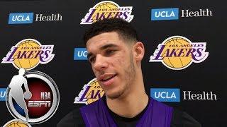 Lonzo Ball reveals why he cut his hair   NBA on ESPN