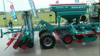 Maszyny rolnicze NOWOŚCI SULKY - KRONOS, XEOS TF, MAXIDRILL Pokazy 15.06.2012