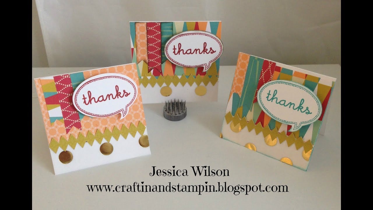 Cricut Birthday Cards Free ~ Thank you s with close to my heart artiste cricut cart free to