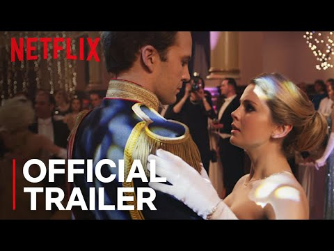 A Christmas Prince | Official Trailer [HD] | Netflix