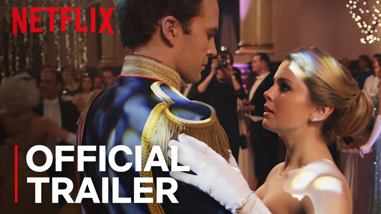 Cast Of A Christmas Kiss.A Christmas Prince Official Trailer Netflix