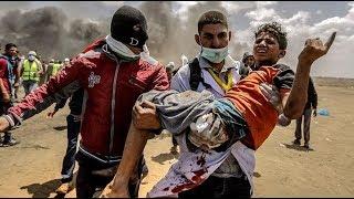 Wochenrückblick: Massaker im Gazastreifen