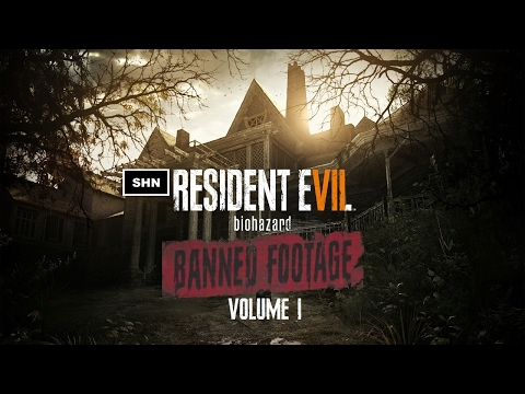 RESIDENT EVIL 7 Banned Footage Vol.1  Full HD 1080p/60fps Walkthrough Gameplay No Commentary
