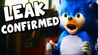 Sonic the Hedgehog Movie REACTION and Full Plot CONFIRMED #SonicMovie
