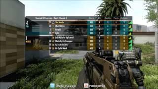 Black Ops 2 - 4v4 SnD Tournament Match vs OpTic - Raid