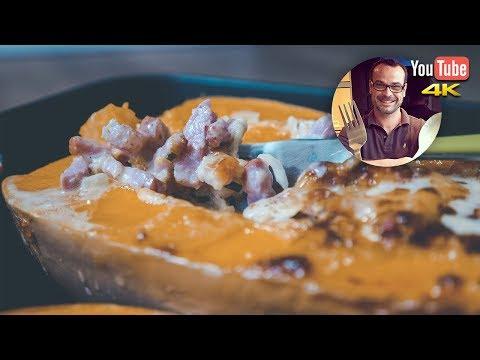 courge-butternut-farcie-|-crème-lardons-fromage