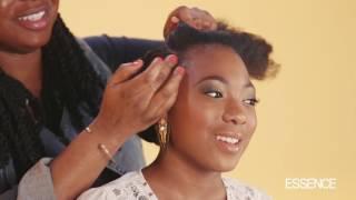 Black History Month Inspiration: ESSENCE x HairOnPurpose Issa Rae