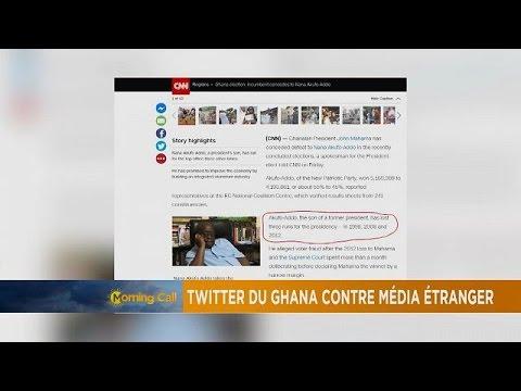 Les Ghanéens utilisent les réseaux sociaux pour corriger les idées fausses [Hi-Tech]