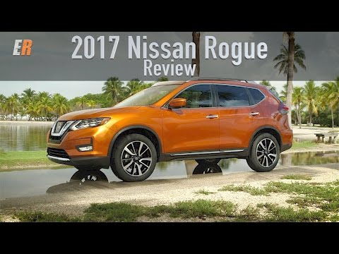 2017 Nissan Rogue Test Drive Review
