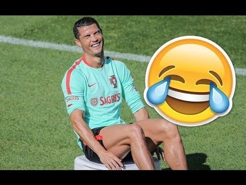 Cristiano Ronaldo Best Funny Moments 2017 HD - YouTube