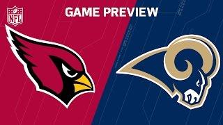 Cardinals vs. Rams | NFL NOW | Week 17 Previews
