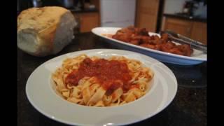 Traditional Pasta Sauce Recipe (ragu)