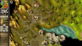 Knights and Merchants Строим Деревню 5 Миссия Часть 2 финал