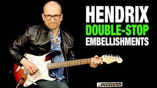 Jimi Hendrix Style Double-Stop Embellishments