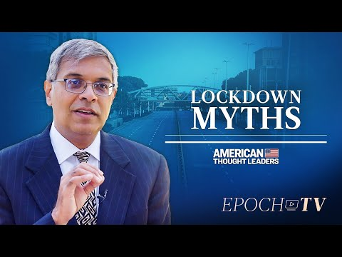 Dr. Jay Bhattacharya on the Deadly Consequences of Lockdowns | American Thought Leaders [CLIP]