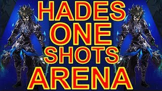 Rook Hades One Shots Arena - Chain Strike