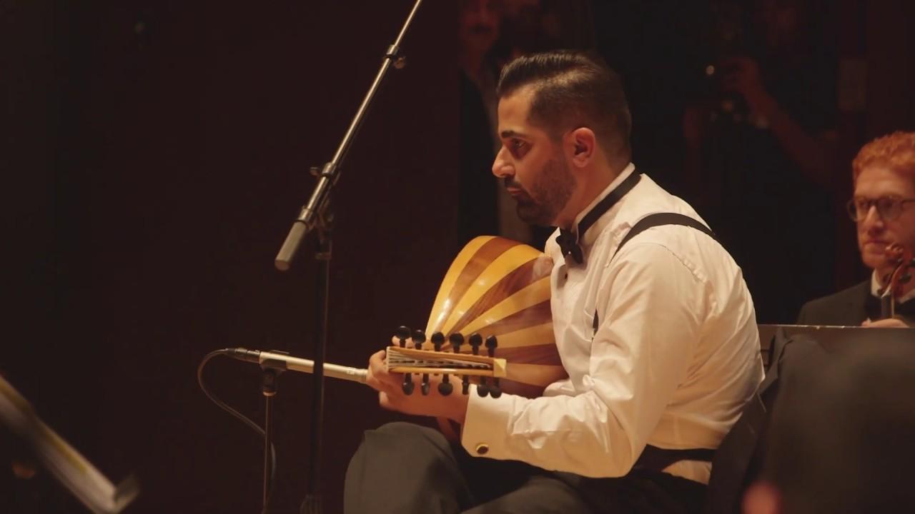 National Arab Orchestra - Wai'd (Promise) - Michael Ibrahim